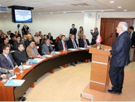 DAKA 2014 yılı mali destek programı KTO'da tanıtıldı