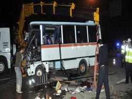 Kocaelide trafik terörü: 19 yaralı