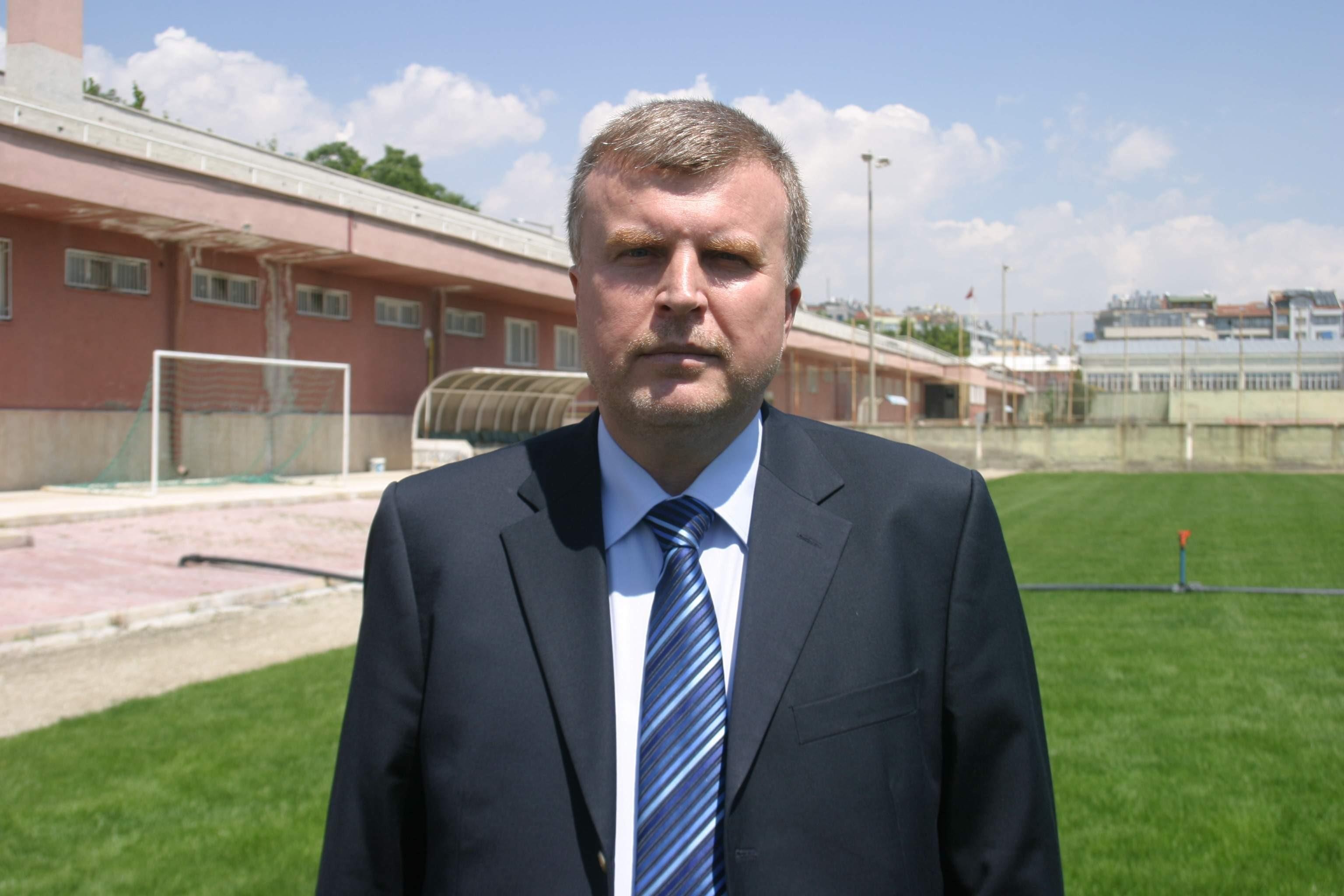 Herkes Torku Konyasporu gururla izleyecek