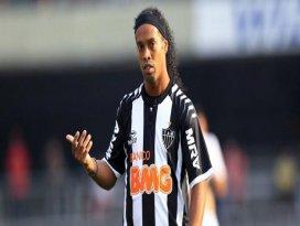 Ronaldinho gelmeme nedenini açıkladı