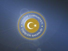Türkiyeden İsraile kınama!