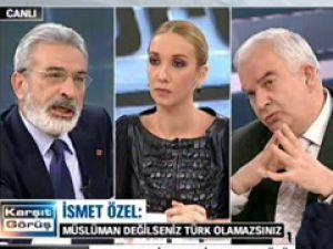 İsmet Özelin gerçek Türk tarifi