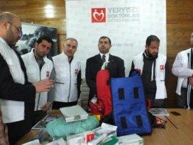 Suriyenin yaralarını saracaklar