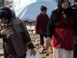Suriyeli annenin süt isyanı