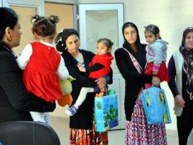 Konyada cezaevindeki çocuklara oyuncak verildi