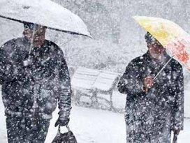 Meteorolojiden 5 il için şiddetli kar uyarısı!