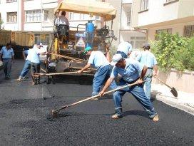 Meramda 200 bin tonluk asfalt kaplama