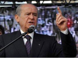 MHPden Başbakanın teklifine cevap