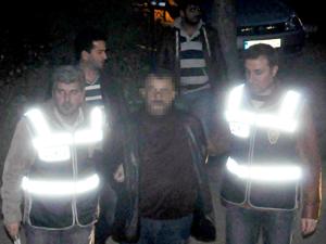 35 yıl cezası olan firari yakalandı