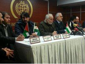 Filistin ve Suriyeli STKlardan kınama!