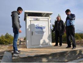 Seydişehirde deprem istasyonu