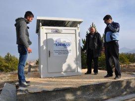 Şeydişehir'e deprem istasyonu