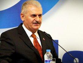 Binali Yıldırımdan İzmire dev proje