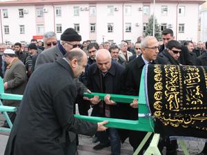 AK Parti milletvekili Kabakcının acı günü