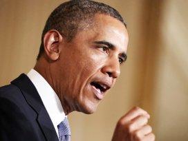 Obama: Müttefiklerimizi artık dinlemeyeceğiz