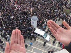 Başbakan Erdoğan için toplu dua