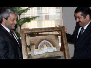 Bakan Ergün Konya'da Sanayicilere moral verdi
