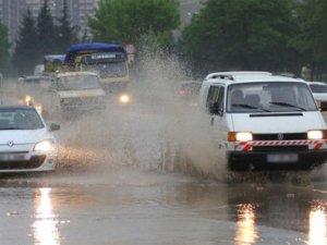 Meteorolojiden 18 ilimize kuvvetli yağış uyarısı