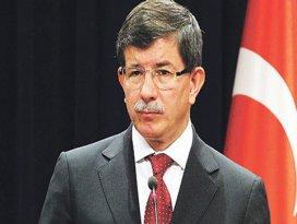 Ahmet Davutoğlu: Esed rejimi bitmiştir