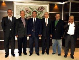 TAVdan Başkan Hançerli'ye ziyaret