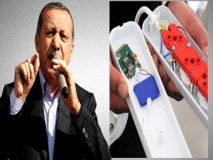 Erdoğanın odasına böcek yerleştiren bulundu