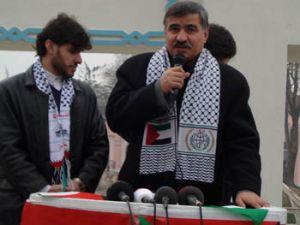 Konya, Filistinin yanında...