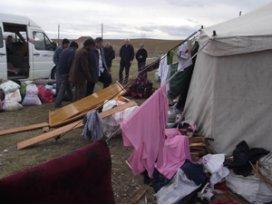 Kuluda Suriyelilere yardım