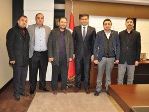 Geleneksel Türk sporları Meramda yaşatılacak