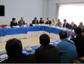 İl ve ilçe sağlık müdürlükleri değerlendirme toplantısı