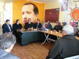 AK Parti Konya seçim çalışmalarına başladı