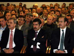 Önder çiftçi projesi, Konya da çiftçilere tanıtıldı