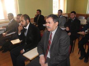 Beyşehirde aday din görevlilerine eğitim kursu