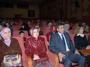 Meram da Aile seminerlerinin ilki bugün yapıldı