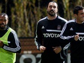 Beşiktaşın yıldızı sakatlandı!