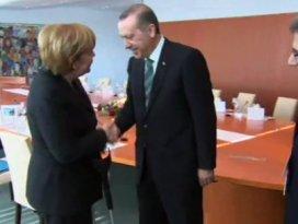 Erdoğandan centilmenlik örneği