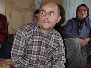 Konya da bir ailenin 7çocuğundan 4 ü engelli