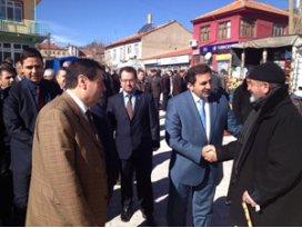 AK Parti Belediye Başkan Adaylarının çalışmaları sürüyor