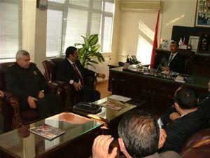 Konya valisi Nezih Doğan, Kulu da incelemelerde bulundu