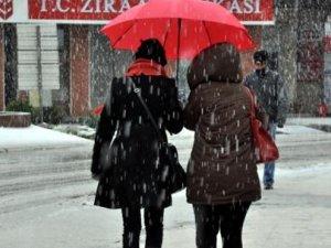 Dikkat! Tüm yurtta kar ve yağmur var