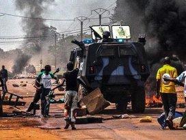 Orta Afrikada 2 Müslümanı linç ettiler