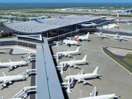 DHM: 3. havalimanına durdurma yok!