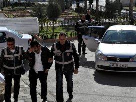Akşehir'de 2 hırsızlık şüphelisi yakalandı