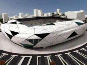Konya Stadı yapımı hızlandı
