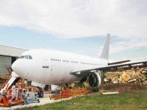 İnternetten satılık uçak