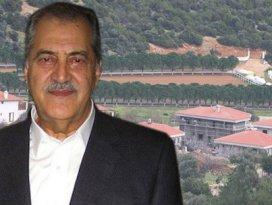 Latif Topbaştan villa açıklaması