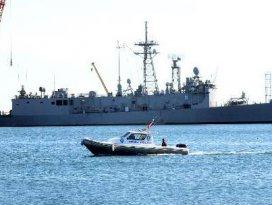 ABD savaş gemisi Türk sularında