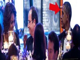 Michellein intikamı! Obama çıldırdı