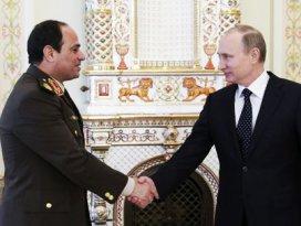 Putinden Sisiye Türkiye tavsiyesi