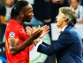 Manciniden şoke eden Drogba kararı!