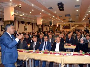 Ak Parti Ereğliden Birlik ve Dayanışma toplantısı
